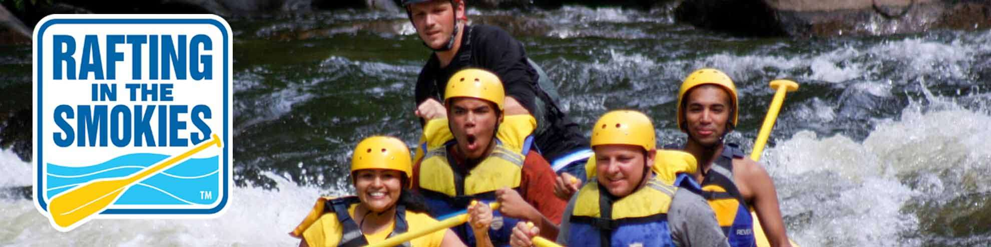 Rafting in the Smokies Discount Tickets
