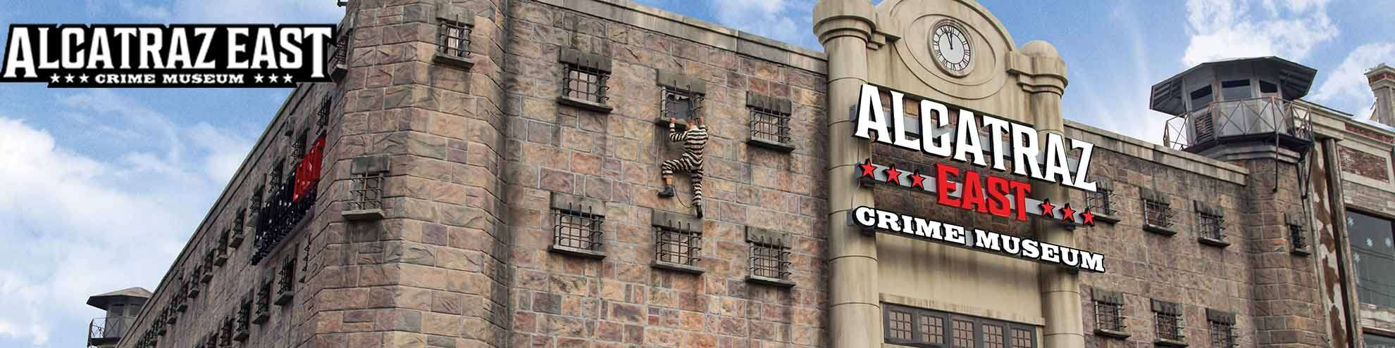 Alcatraz East Discount Tickets Pigeon Forge TN