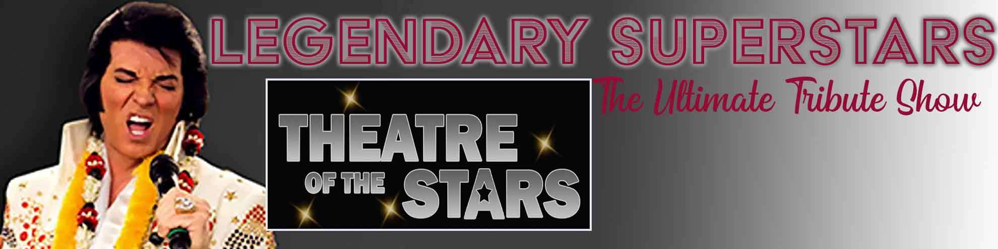 Legendary Superstars - The Ultimate Tribute Show Discount Tickets
