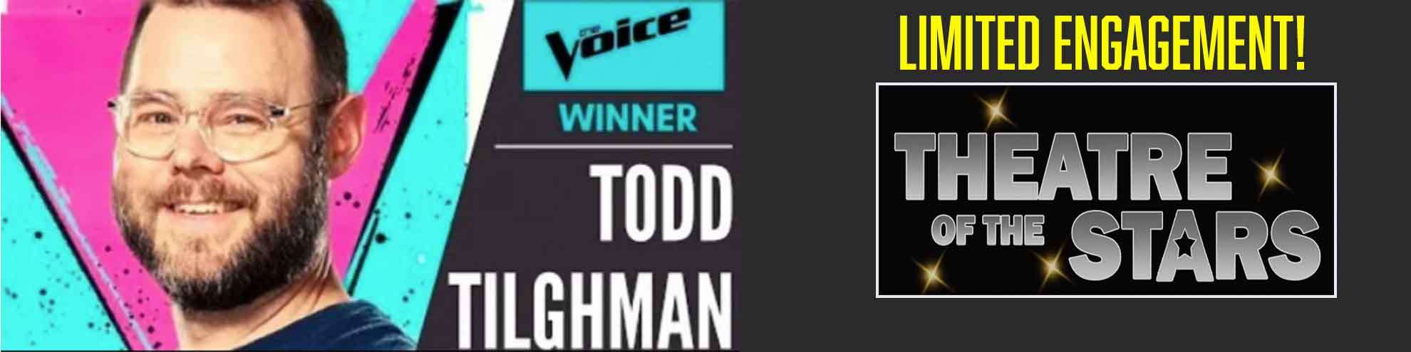 Todd Tilghman Live In Concert Discount Tickets