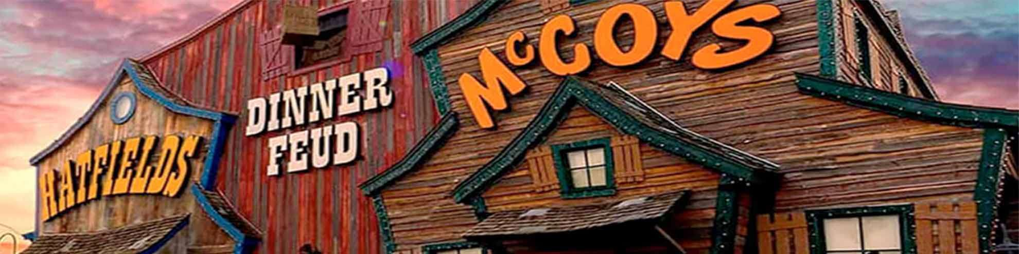 Hatfield McCoy Dinner Show discount tickets