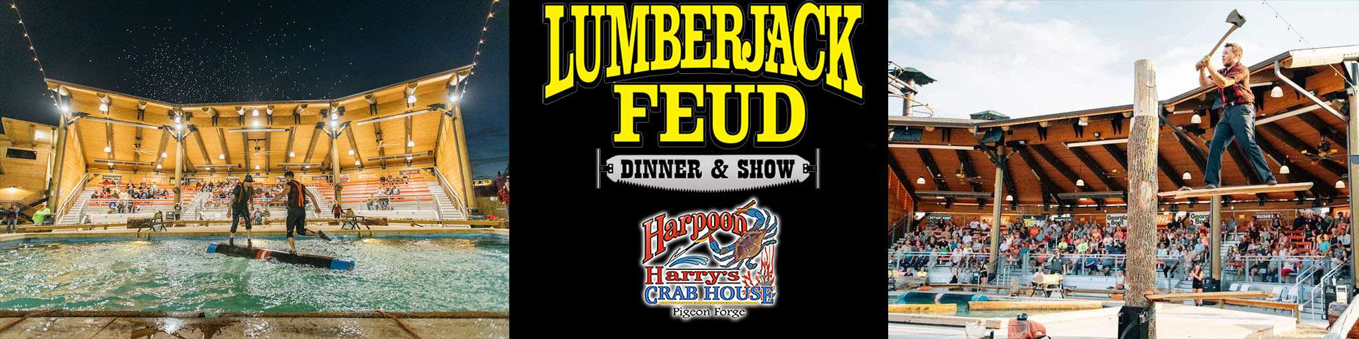 Lumberjack Feud Discount Tickets