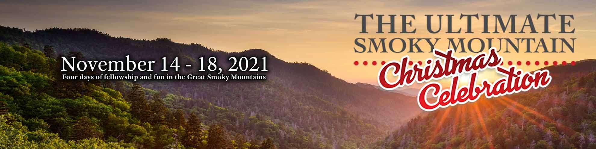ULTIMATE SMOKY MOUNTAIN CHRISTMAS - CONFERENCE ONLY