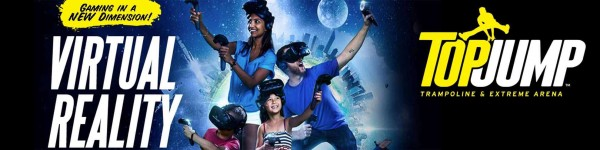 TopJump Discount Tickets for Two Hour Play