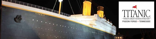 Titanic Museum Discount Tickets Pigeon Forge TN
