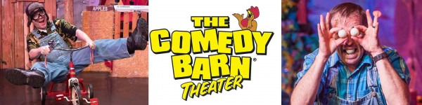 Comedy Barn Theater in Pigeon Forge, TN