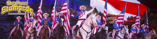 Dolly Parton's Stampede in Pigeon Forge, TN