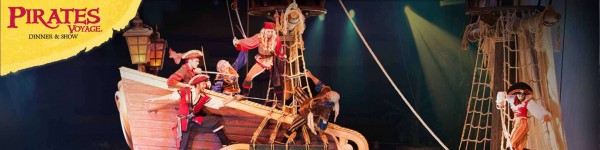 Pirates Voyage Pigeon Forge Discount Tickets